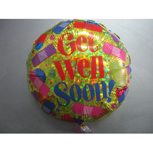 Balloon - Get Well Soon