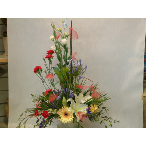 Traditional flowers