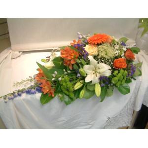 Eco Spray of flowers