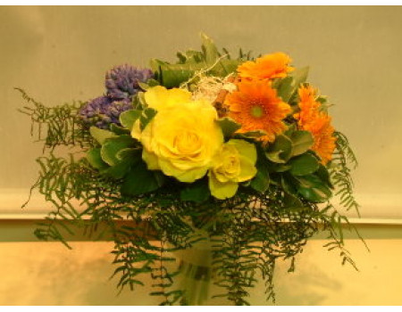 Dutch Styled Hand Tied